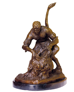 Bronze Mythology Statues-MF002
