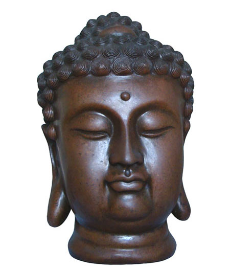 Bronze Buddha Sculpture-UY006