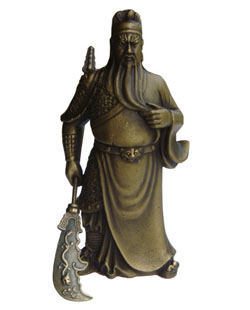 Bronze Chinese Figure-CH008