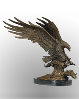 Bronze Animal Statues-AT002