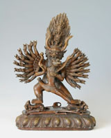 Bronze Buddha Sculpture-UT002