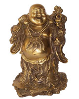 Bronze Buddha Sculpture-UY004