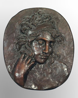 Bronze Relief Sculpture-RT001
