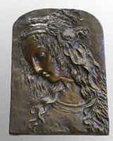 Bronze Relief Sculpture-RT003