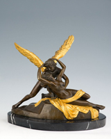 Bronze angel dancer sculpture HYF-1007